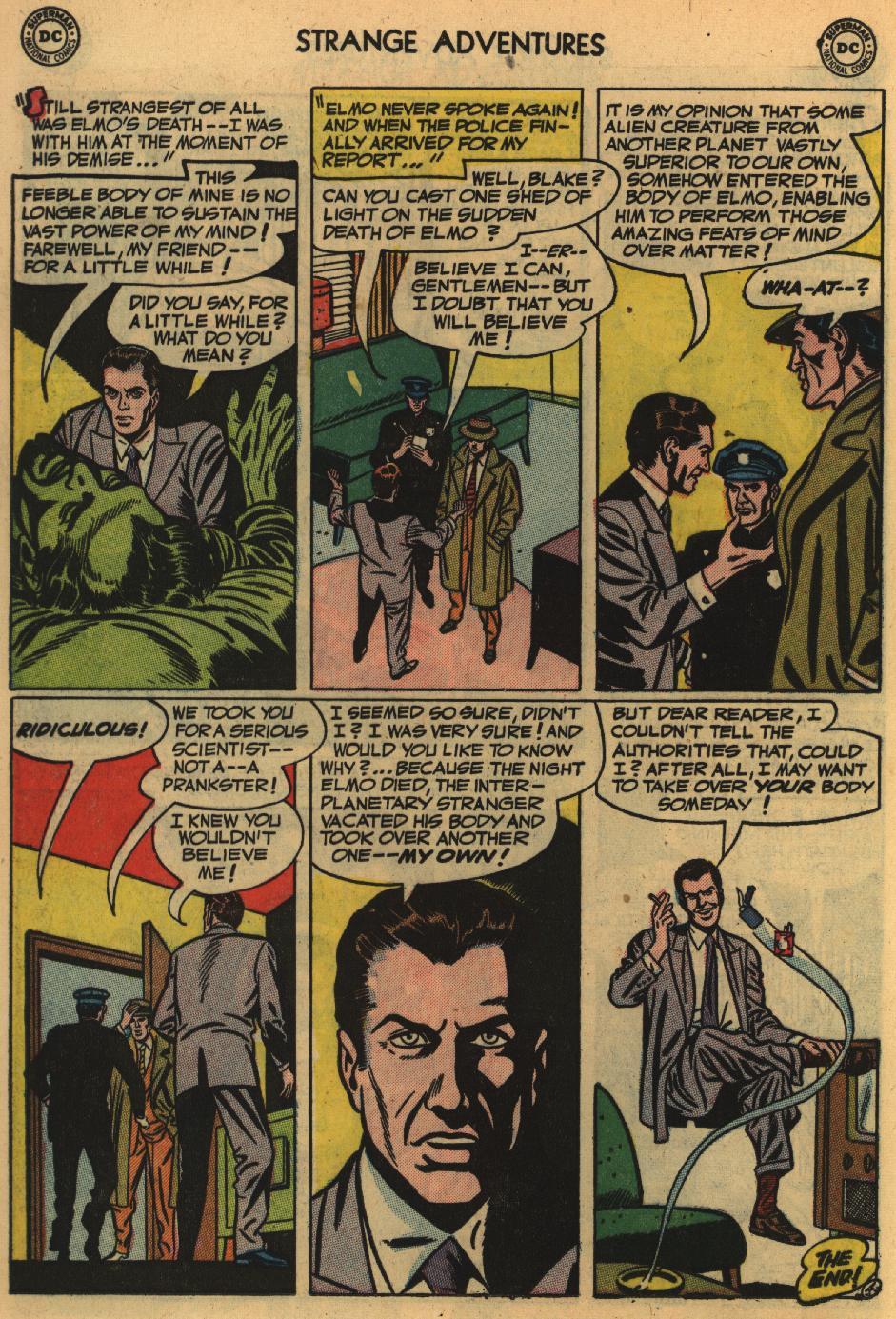Strange Adventures (1950) issue 26 - Page 24