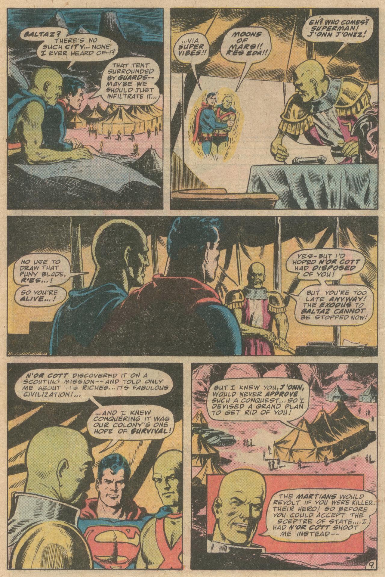 Read online World's Finest Comics comic -  Issue #245 - 11
