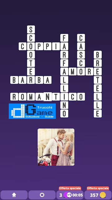 Soluzioni One Clue Crossword livello 20 schemi 9 (Cruciverba illustrato)  | Parole e foto