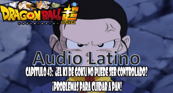 Capitulo 43 en audio latino online, Goku revela a Milk que ha tenido problemas para controlar su Ki.
