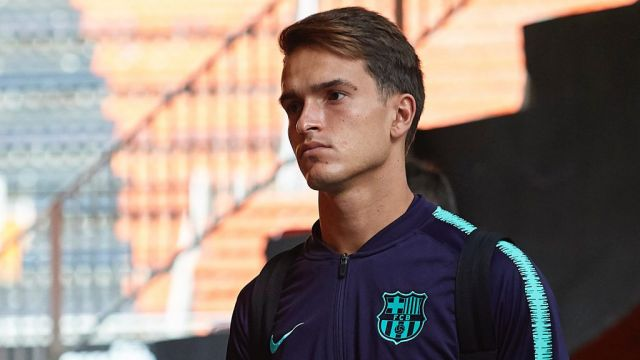 Arsenal To Land Barca's Denis Suarez