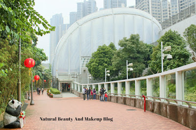 Destination - MACAU, Day 2, Seak Pai Van Park,Giant Panda Pavilion, Coloane on Natural Beauty And Makeup Blog