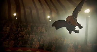 'Dumbo' desbanca filme da 'Capitã Marvel' da liderança e estreia no 1º lugar no Brasil