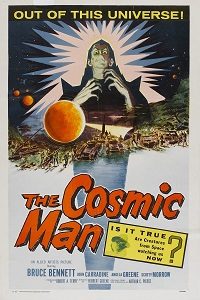 Watch The Cosmic Man Online Free in HD