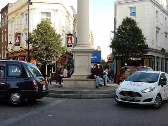 Seven Dials, West End, London, Londres, Elisa N, Blog de Viajes, Lifestyle, Travel