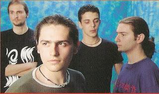 Ψόφιοι Κοριοί rock band 1997