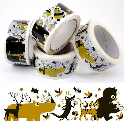 Creative Packing Tapes and Unusual Packaging Tapes (15) 6