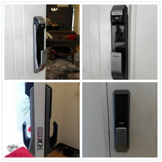 Khóa cửa điện tử chống trộm hiệu quả