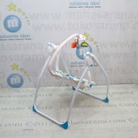 Cocolatte CL180 Arte Swing Remote Control Baby Swing