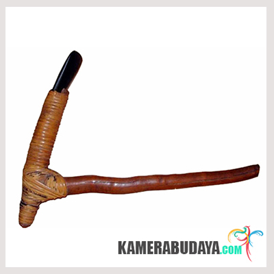 Kapak Batu, Senjata Tradisional Dari Papua Barat dan Papua