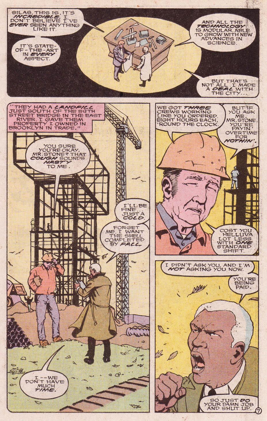 Read online Secret Origins (1986) comic -  Issue #46 - 22