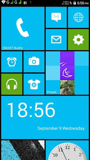 Windows 8 Rom for Flare S3 Power Preview 1