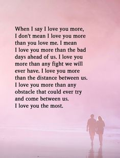 60 I Love You More Than Quotes 2019 Topibestlist