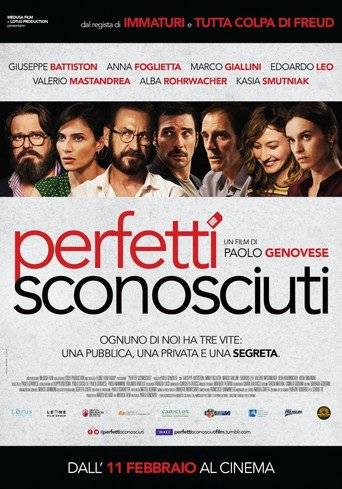 Perfect Strangers (2016) ταινιες online seires oipeirates greek subs