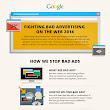 Fighting Bad Advertising Practices on the Web — 2014 Year in Review