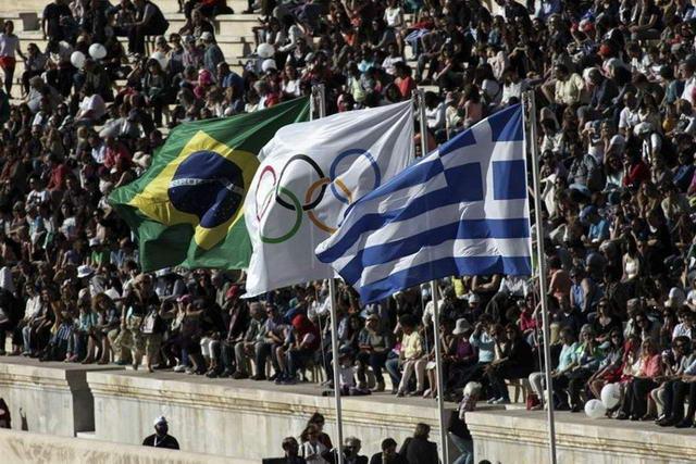 Η κατάρα των Ολυμπιακών Αγώνων
