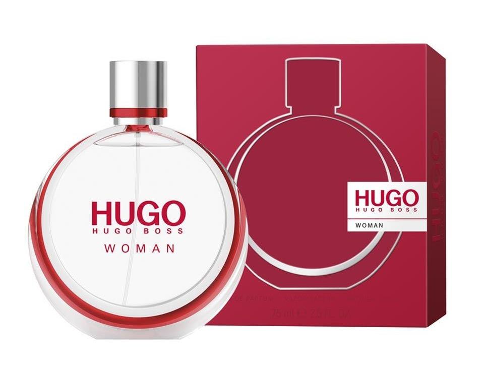 New Hugo Woman By Hugo Boss Eau De Parfum Full Size Retail