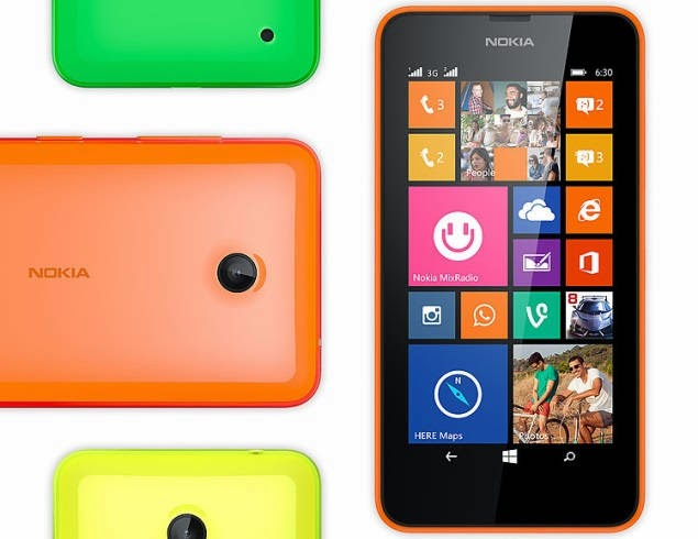 Image of Nokia Lumia 630 Dual SIM