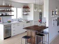 Hiasan Pot Untuk Interior Kamar Mandi dan Dapur Rumah Minimalis
