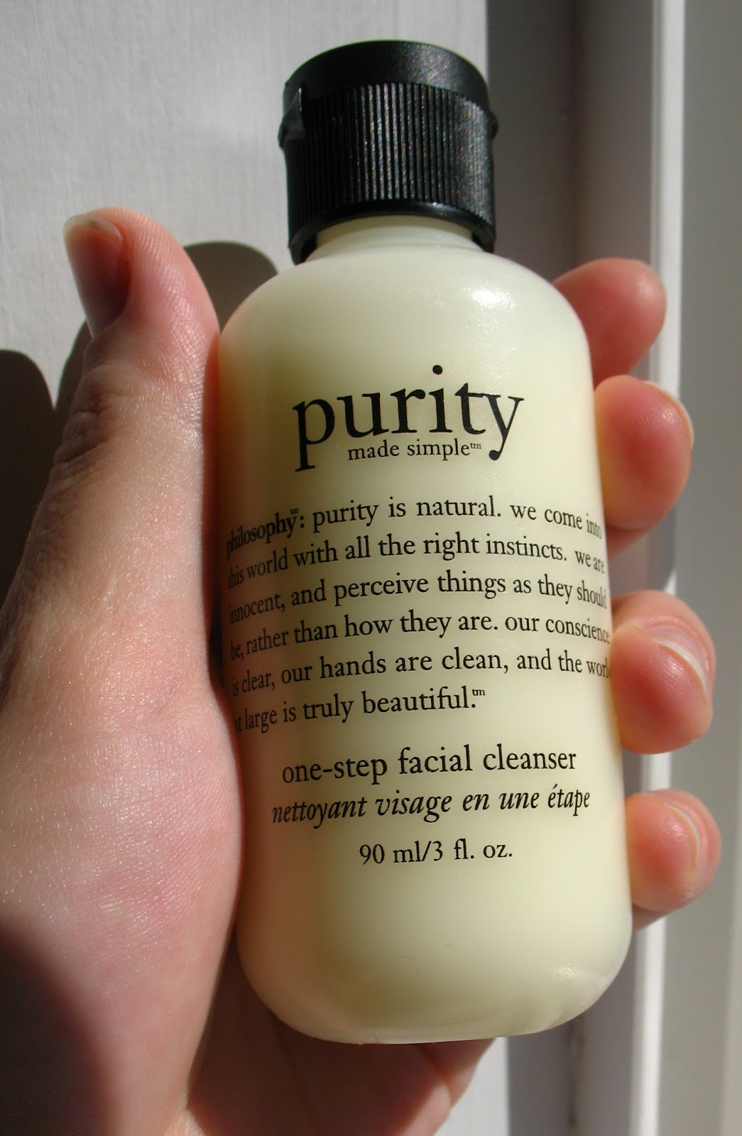 Purity Made Simple Cleanser by philosophy #8