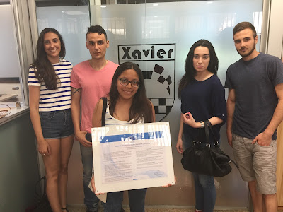 Erasmus Charter for Higher Education 2014-2020 ESCUELA PROFESIONAL XAVIER