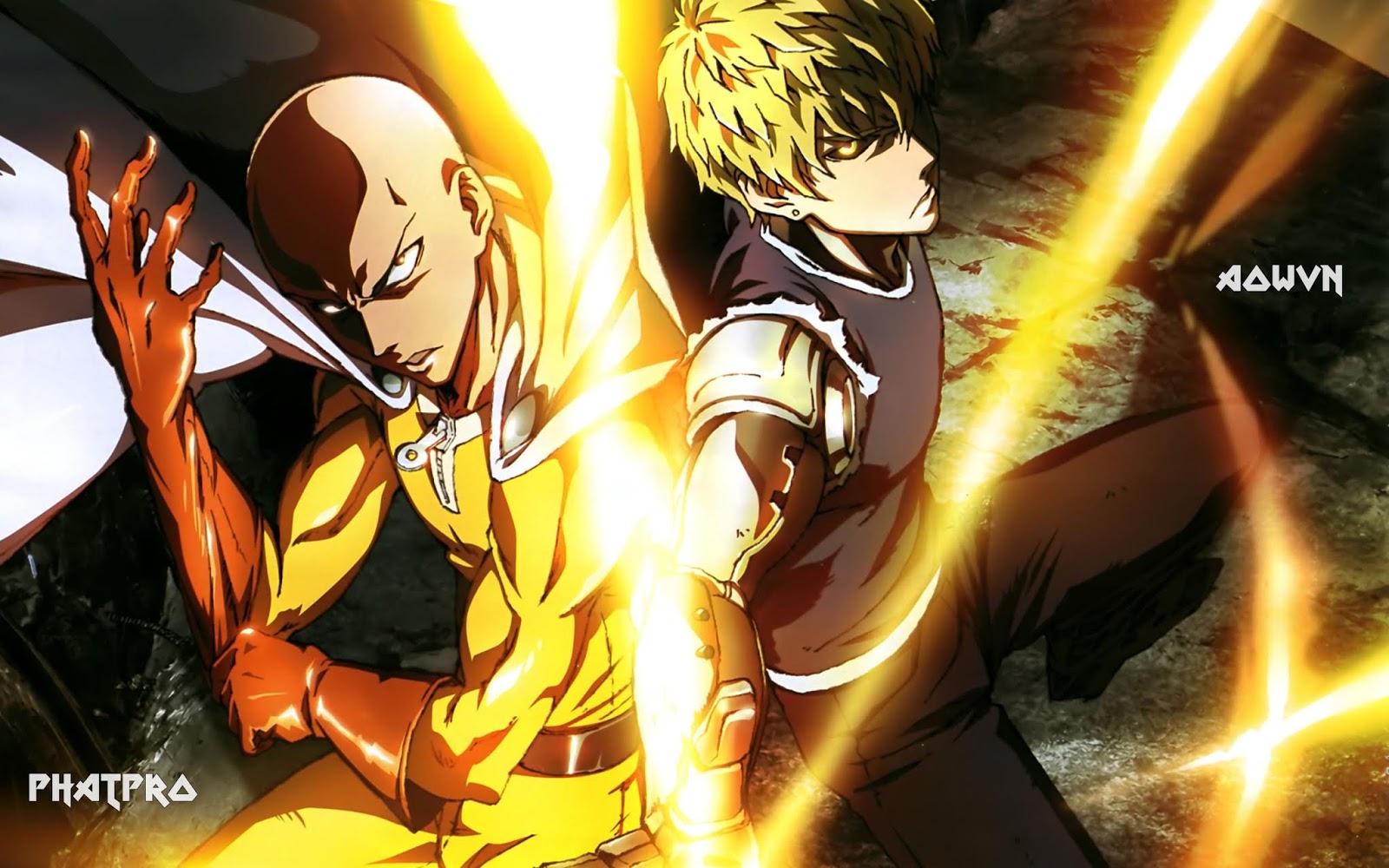 OPM%2B %2BPhatpro%2B%25283%2529 - [ Anime Mp4 ] One Punch Man SS2 | Vietsub - Siêu Phẩm Tái Xuất - Hay Miễn Chê