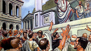 riassunto sulla società romana
