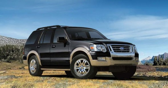 automotive  ford explorer owners manual