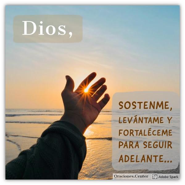 Oración del Día Martes - Dios NO te Dejará Caído