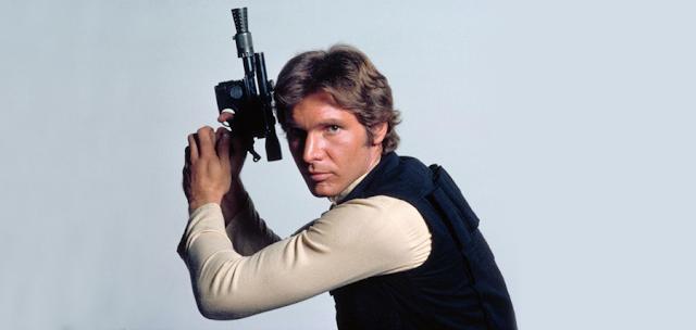 Han Solo în A New Hope