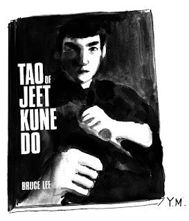 Bruce Lee's book by Yukié Matsushita