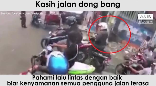 Kasih Jalan Dong Bang, Jangan Main Maju Aja! Hormatilah Kami Si Pejalan Kaki!