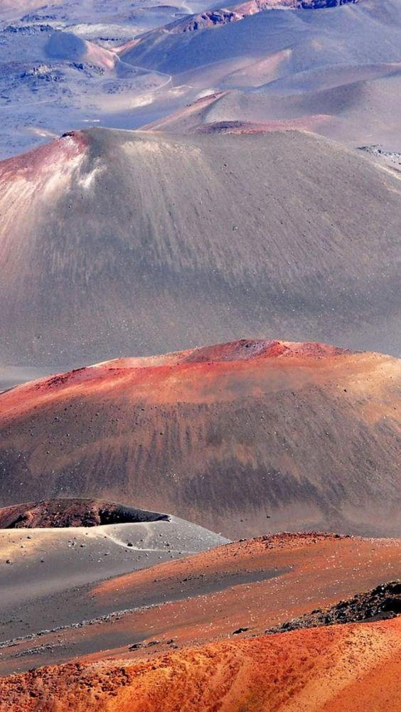 Haleakala National Park, Hawaii, USA