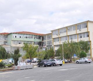 çorlu mühendislik binası
