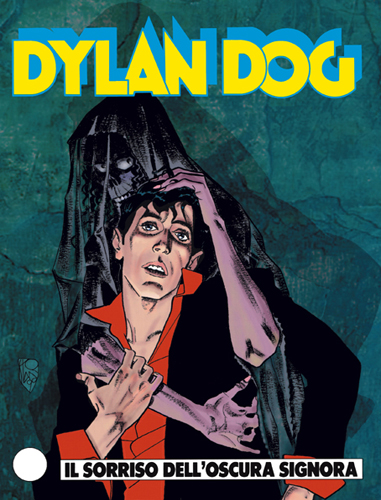 Dylan Dog (1986) 161 Page 1
