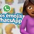 Llegarán 72 nuevos emojis al WhatsApp… y sí, ¡el aguacate por fin aparece!