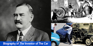 Biography of The Inventor of The Car and The Accident Insurance
