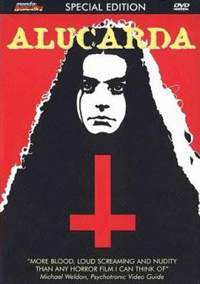 Alucarda, edición en DVD de una película de culto dirigida por Juan López Moctezuma