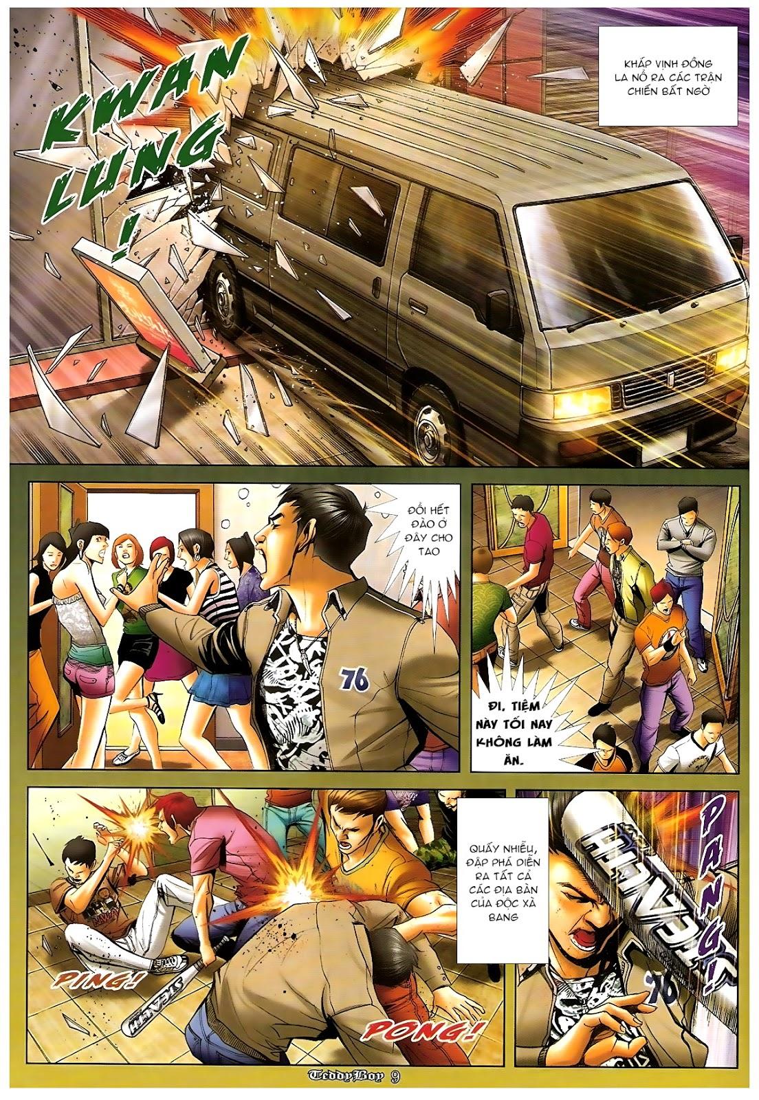 Người Trong Giang Hồ - Chapter 1208: Không nhìn lầm - Pic 8