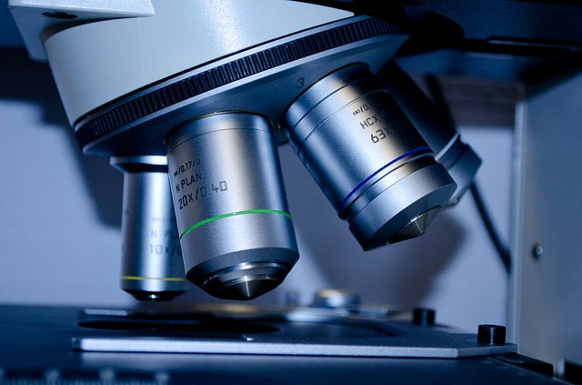 Mikroskop - Arti, Jenis dan Strukturnya