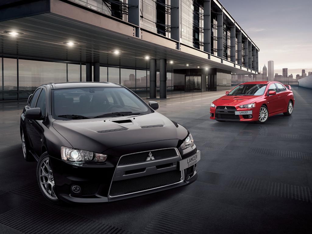 auto cars wallpapers: lancer evo x wallpaper
