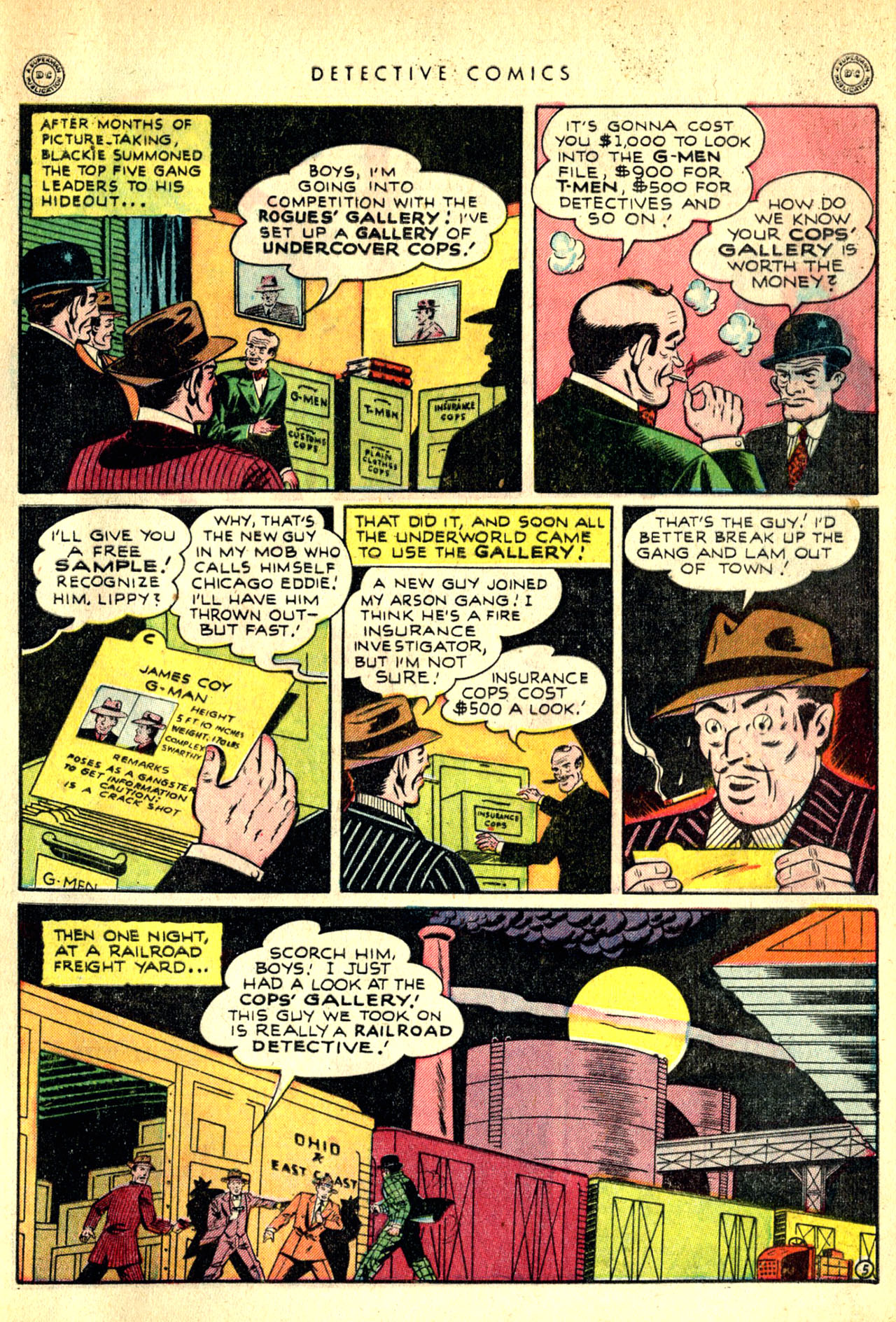 Detective Comics (1937) 141 Page 6