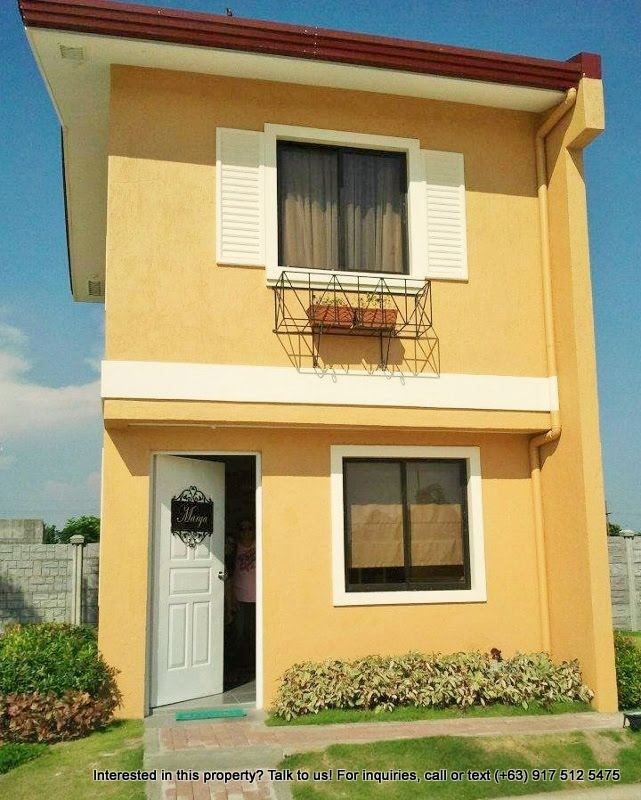 Marga - Camella Cerritos| Camella Affordable House for Sale in Daang Hari Bacoor Cavite