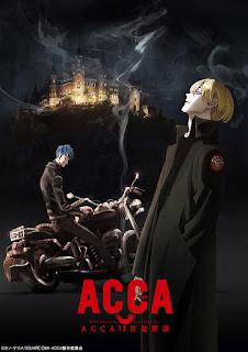 """""""ACCA 13-Ku Kansatsu-Ka"""" de Natsume Ono cuenta con nuevo vídeo promocional"""
