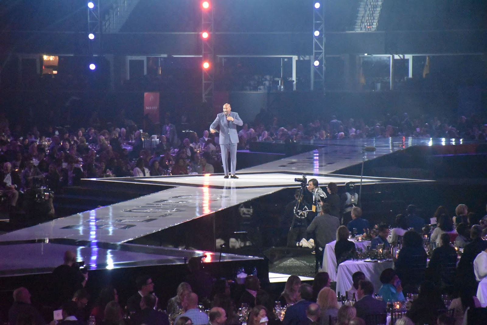 Beloved Benefit at Mercedes Benz Stadium with Steve Harvey