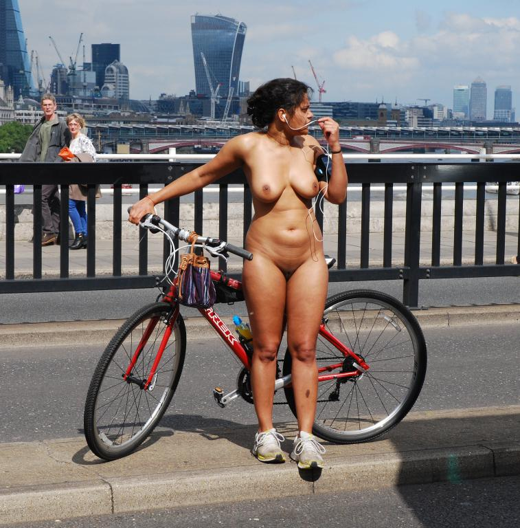 First Indian Participated In Wnbr London 2016  Meenal Jain-8285