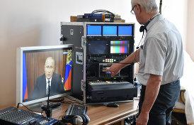 как федеральное ТВ восторгается пенсионной речью Путина