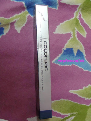 Colorbar I-Glide Eyeliner Flirty Turq