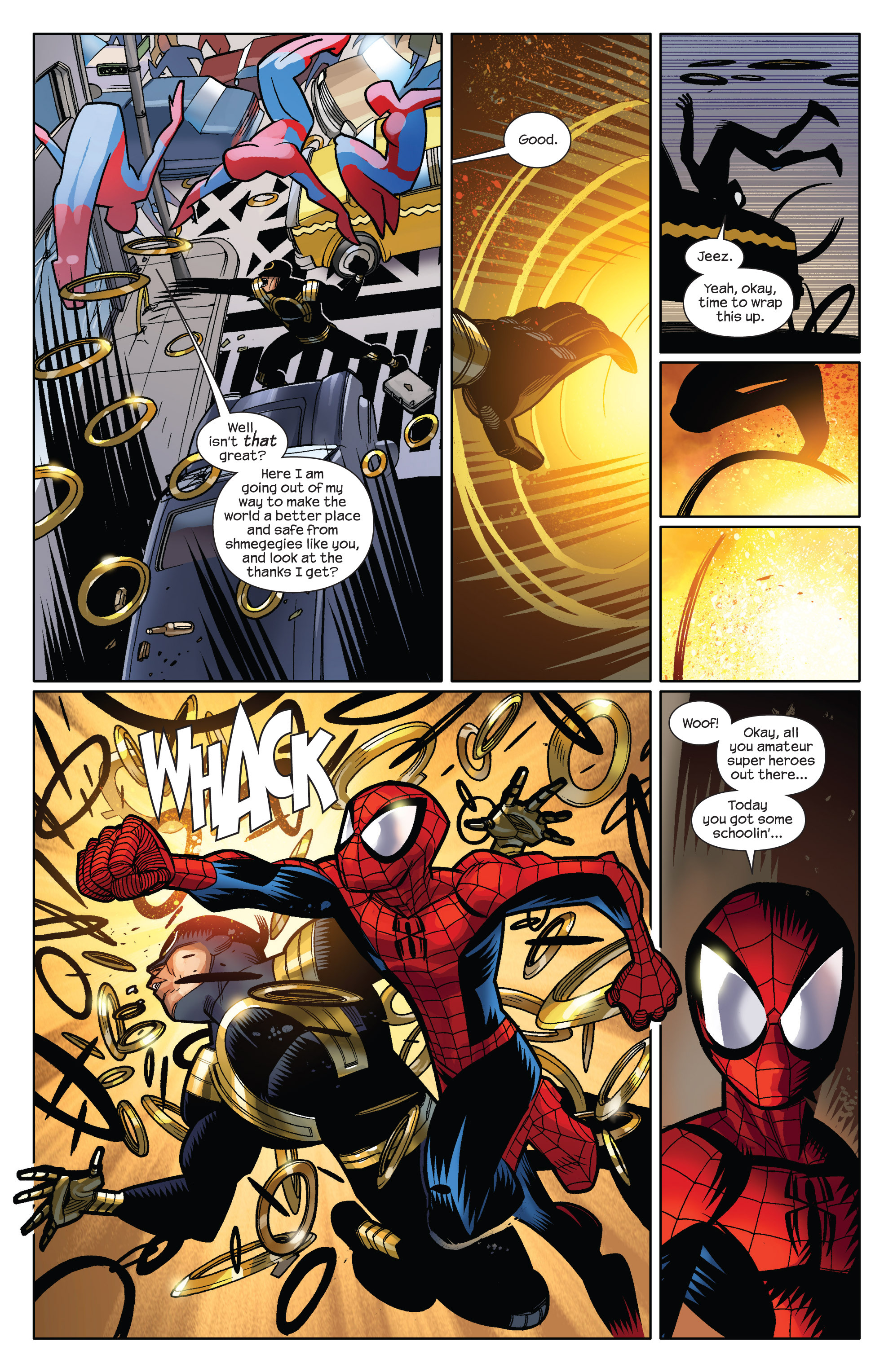 Read online Ultimate Spider-Man (2009) comic -  Issue #150 - 6