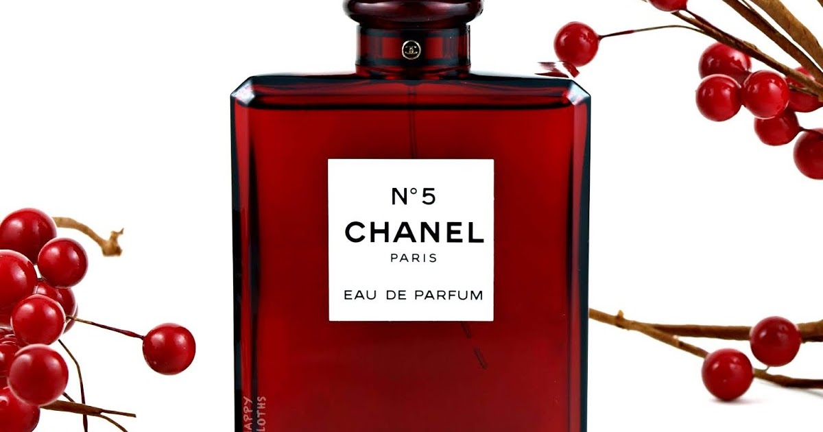 Chanel Holiday 2018 N5 Eau De Parfum Red Edition Review The